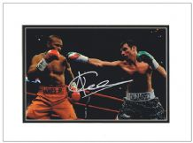 Joe Calzaghe Autograph Signed Photo